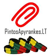 Lietuviška atributika | PintosApyrankes.LT